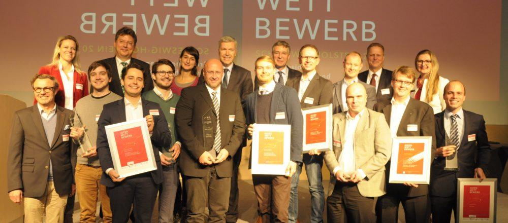 assono sponsert erneut den IT-Sonderpreis beim Ideenwettbewerb Schleswig-Holstein 2016