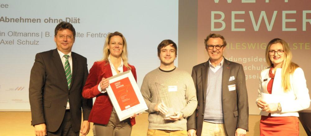 assono vergibt Sonderpreis IT beim Ideenwettbewerb Schleswig-Holstein 2016