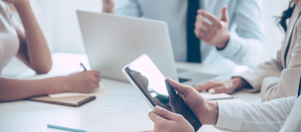 Vernetzt, produktiv und organisiert – Die Zukunft des effektiven Arbeitens