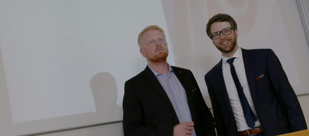 assono-Vortrag @ Firmenkontakttag am 25. Oktober 2017