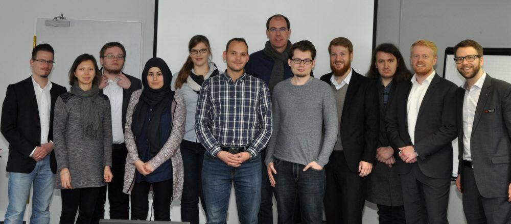 """""""Gemeinsam Segel setzen"""" - assono und die FH Kiel zeigen im Partnerprogramm Berufschancen mit Zukunft"""