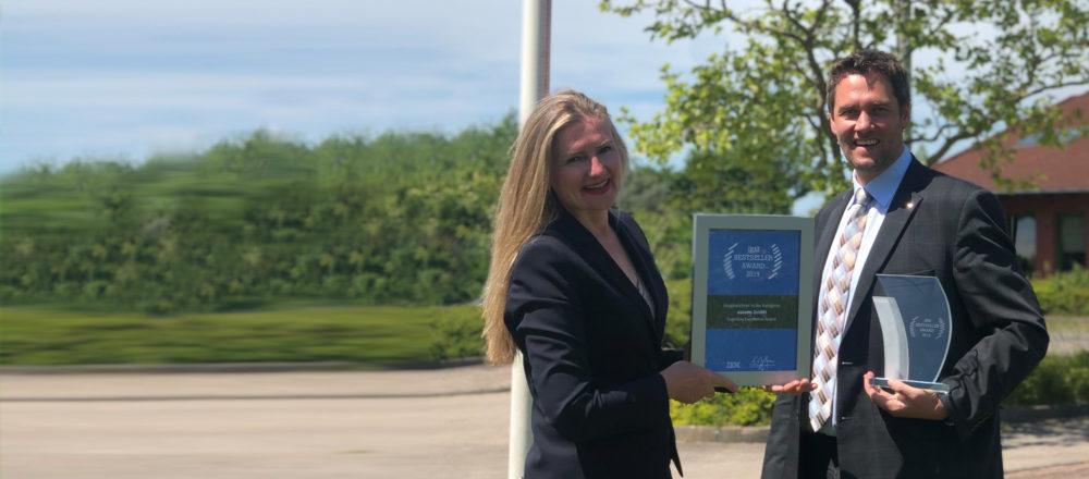 Ausgezeichnete KI-Lösungen made in Germany – assono wird mit dem IBM Cognitive Excellence Award geehrt
