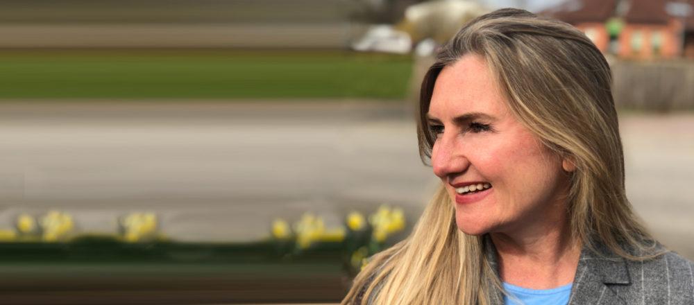 Geschäftsführerin von assono Lydia Bahn an der Spitze des Unternehmerverbands OH-Plön