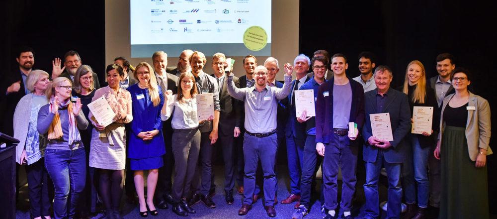 Ideenwettbewerb in Schleswig-Holstein 2018 - Ein Gründerland mit Potenzial