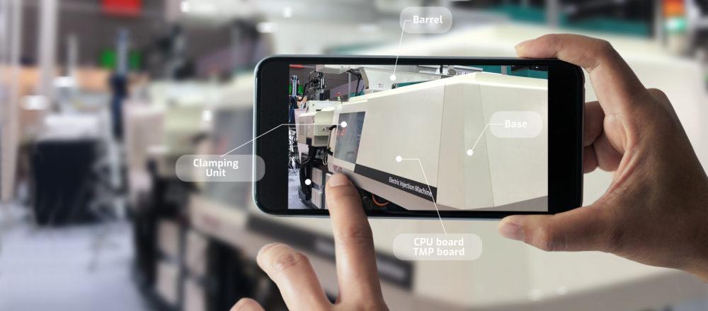 """Chatbots als """"Digitale Meister"""" zur Unterstützung in der Industrie"""