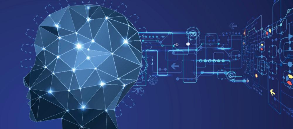 Künstliche Intelligenz ist die Zukunft und die Gegenwart.