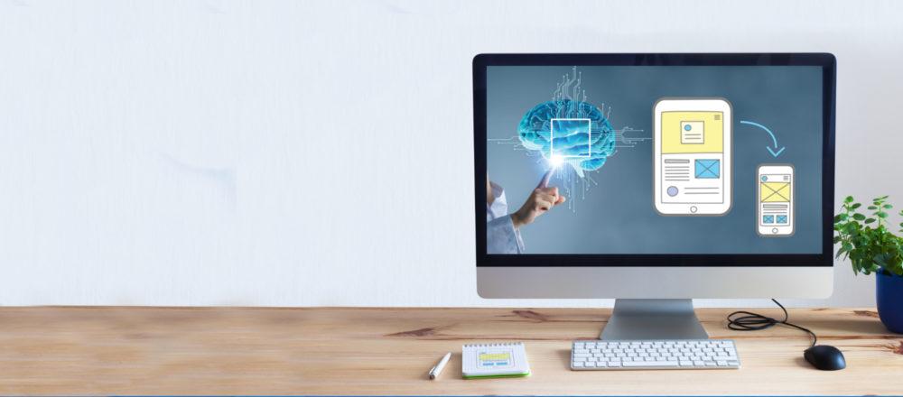 Praktisch und modern: Eine Web App zur Initiierung von Workflows mit Künstlicher Intelligenz
