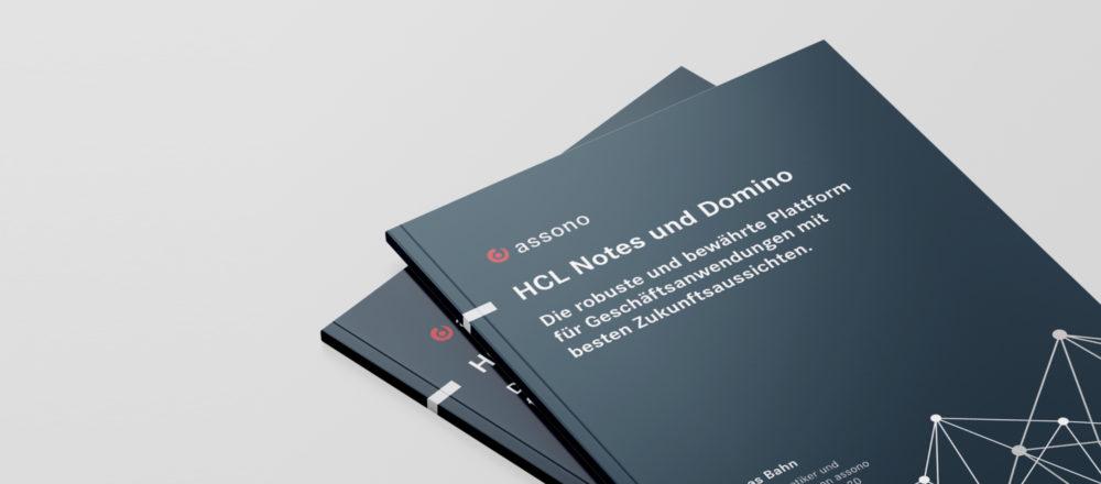 Whitepaper: HCL Notes und Domino - Die robuste und bewährte Plattform für Geschäftsanwendungen mit besten Zukunftsaussichten.