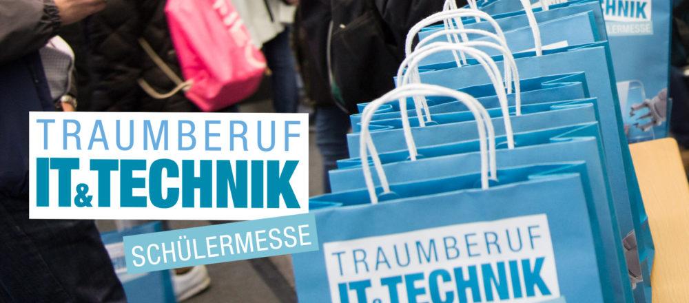 TRAUMBERUF IT & TECHNIK - Schülermesse Hamburg 2016
