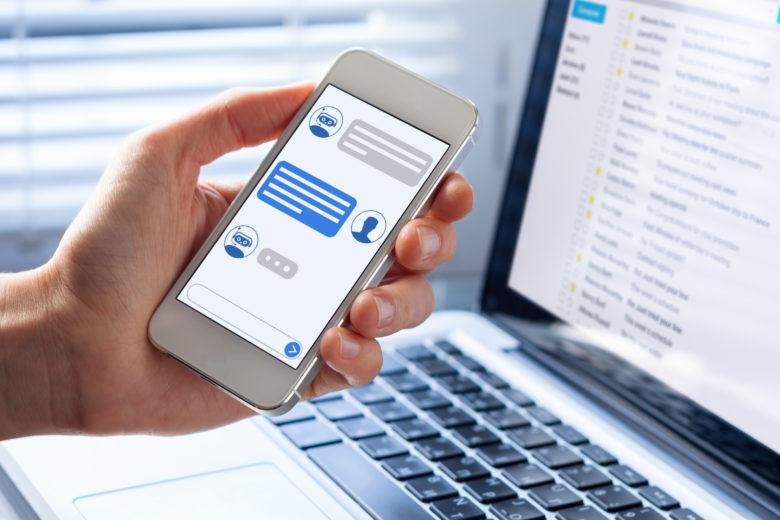 assono Chatbot Projektablauf: 6. Live-Schaltung des Chatbots