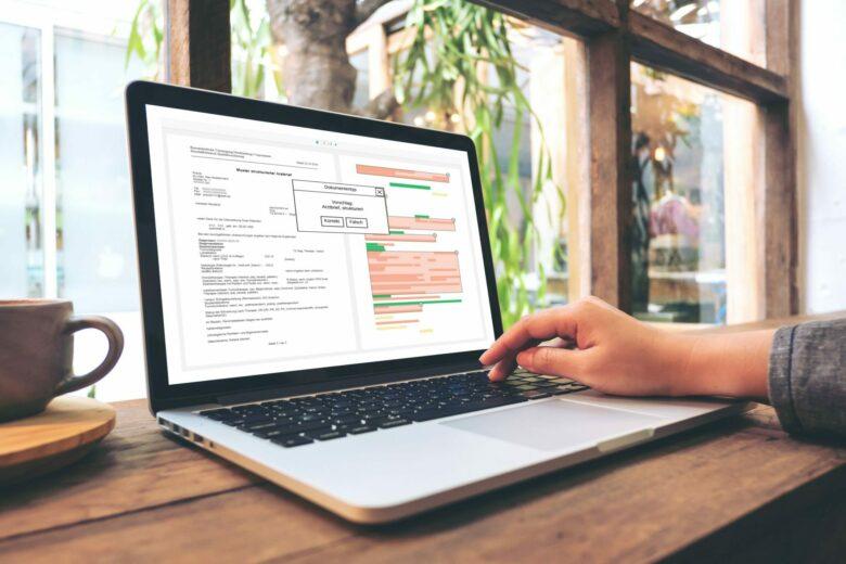 Für Unternehmen: Textanalyse mit Künstlicher Intelligenz: KI-Textverständnis als eigenständige Software für vielseitige Anwendungsfälle effektiv nutzbar.