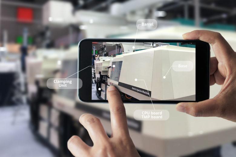 assono Chatbot für die Industrie: Digitaler Meister - Chatbot mit Bilderkennung