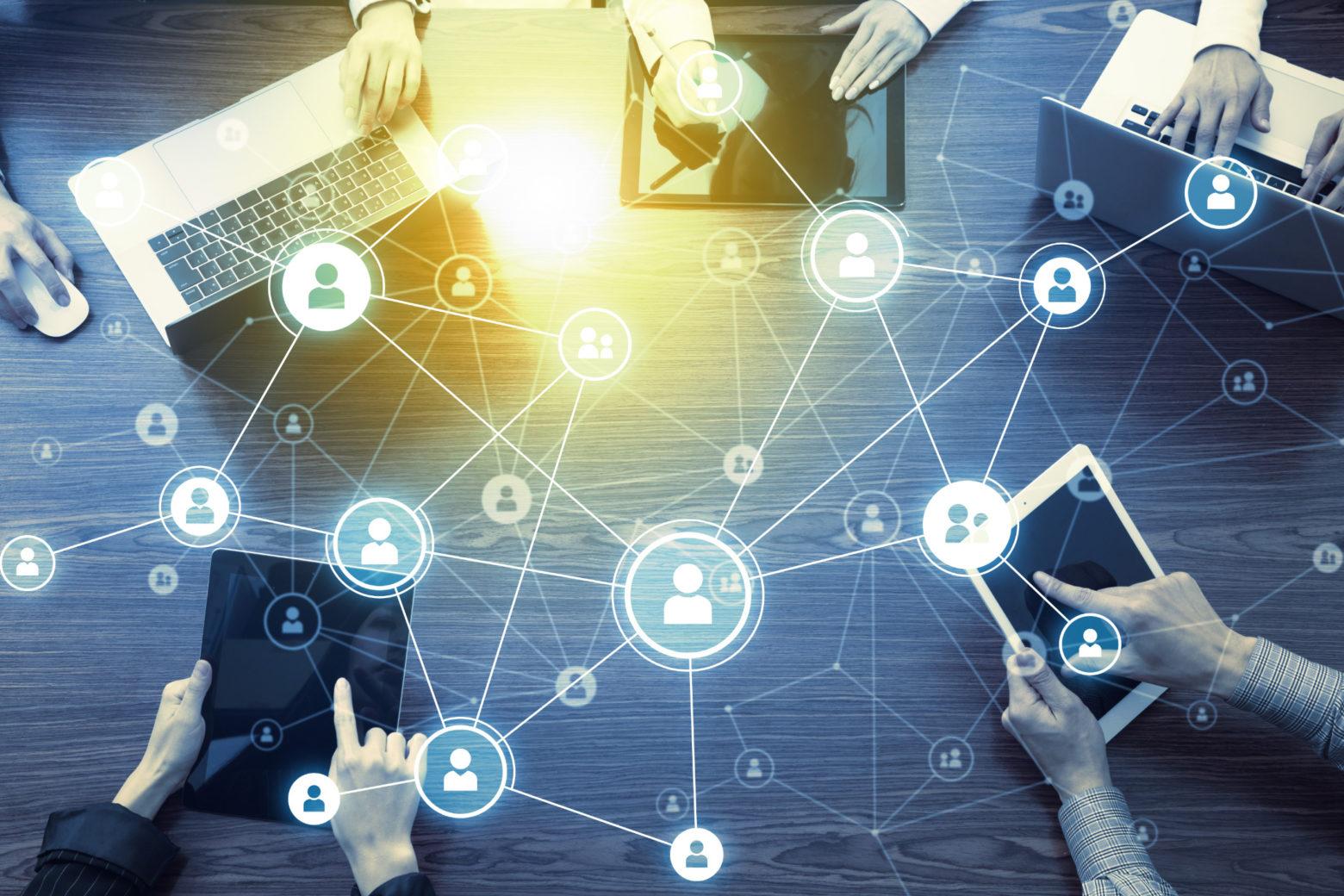 Social Software: Mit Social Business Collaboration-Software die Zusammenarbeit im Unternehmen optimieren