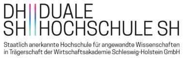 Duale Hochschule SH (DHSH) Logo
